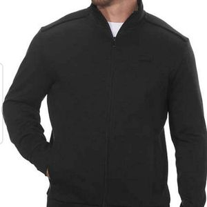 Calvin Klein Men's Lightweight Jacket Full zipper